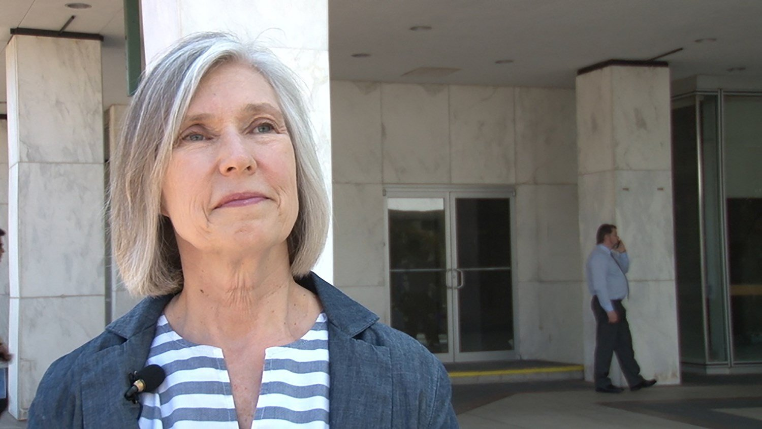 "erenda Smith, deputy director of the Federation of Tax Administrators, said it's ""a shame"" that millions of taxpayers a year do not file to claim refunds the government owes them for overpaying taxes for that year. (Source: Tyler Fingert/Cronkite News)"