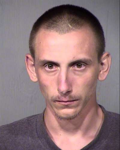 Cory Christensen, 22 (Source: Maricopa County Sheriff's Office)