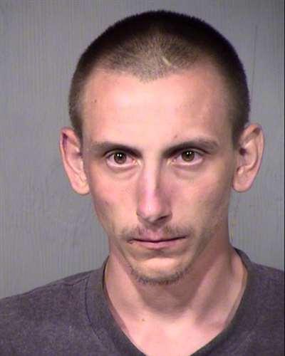 Cory Christensen, 22 (Source: Maricopa County Sheriff's Office)