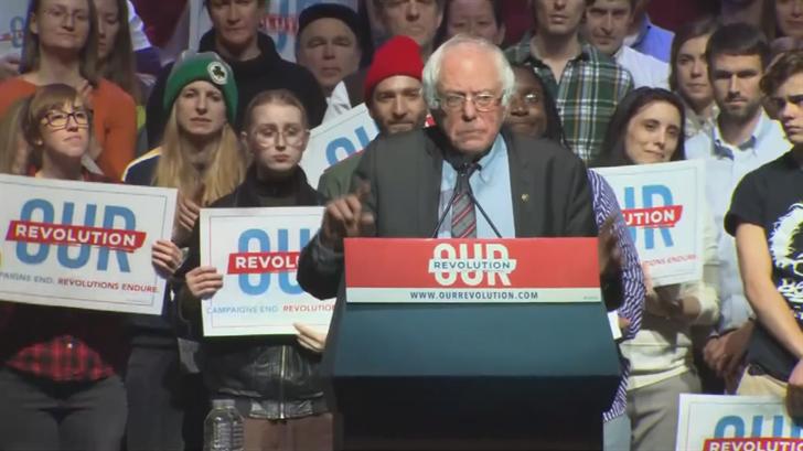 Sen. Bernie Sanders will speak at a rally in Mesa on Friday. (Source: 3TV/CBS 5)