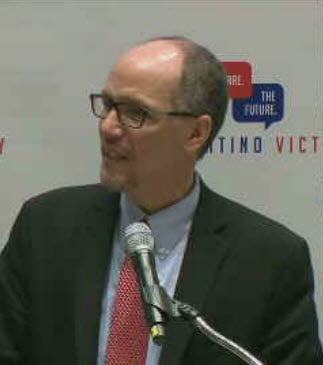 Democratic National Committee chariman Tom Perez will join Sanders in Mesa. (Source: 3TV/CBS 5)