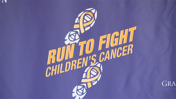 Harris was hanging out with his family during GCU's Run to Fight Children's Cancer when all of a sudden he passed out. (Source: 3TV/CBS 5)