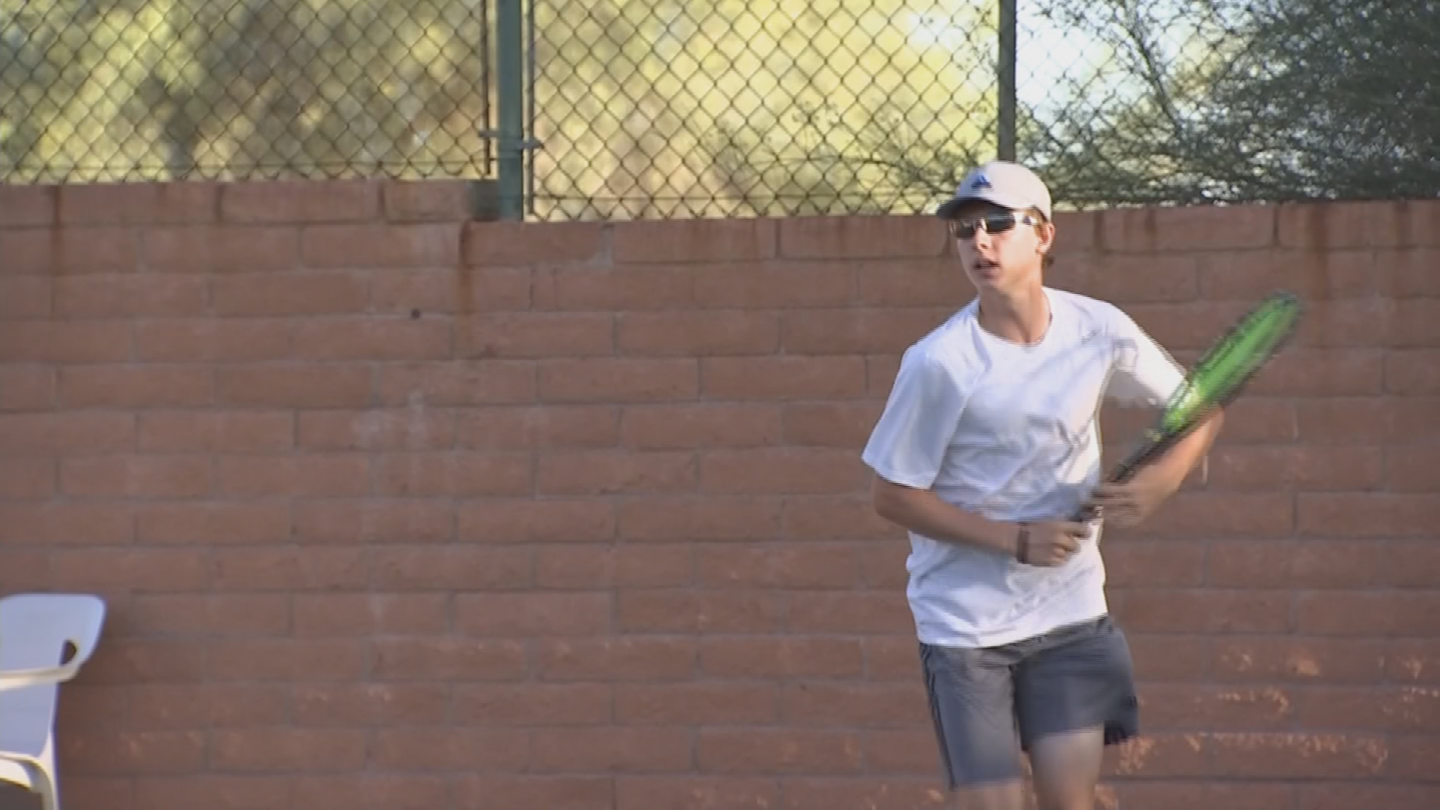 Several Valley high schoolers won't be able to play for a state title in tennis because administrators failed to file paperwork. (Source: 3TV/CBS 5)