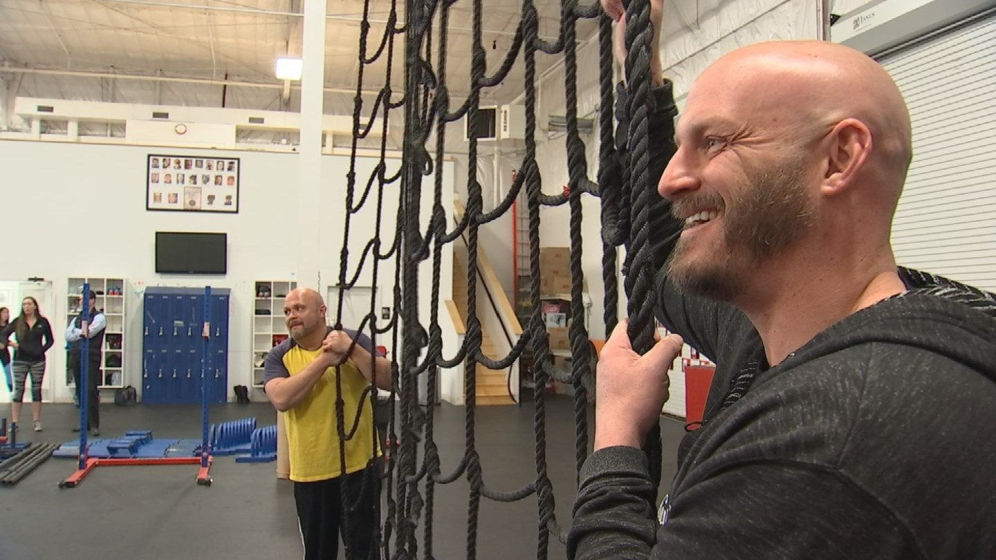 'I feel like I owe a debt and so each day I show up and feel like I'm paying back that debt,' Tillman Scholar Jason Turner explained.(Source: 3TV/CBS 5)