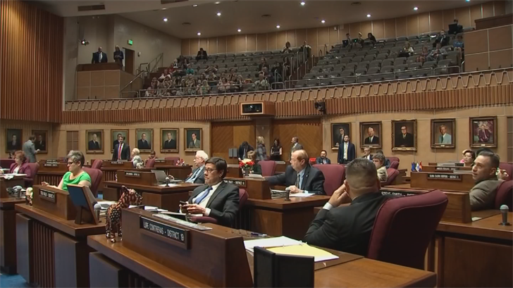 State lawmakers are debating what kind of raise to give teachers. (Source: 3TV/CBS 5)