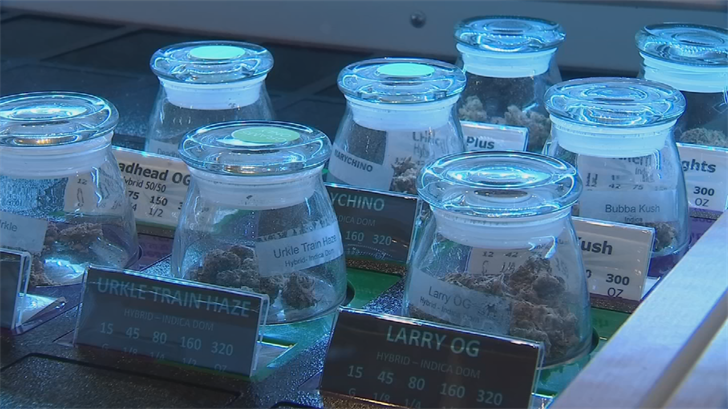 New Frontier projects the legal cannabis market will grow to $24.1 billion by 2025, so they are betting it wont be hard to cultivate a crop of fans. (Source: 3TV/CBS 5)