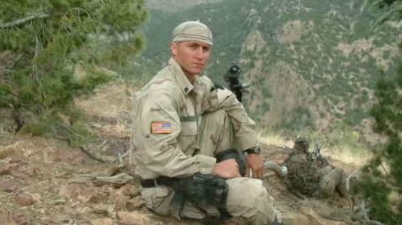 A picture of Joseph Wheaton when he was in the Army (Source: Joseph Wheaton)