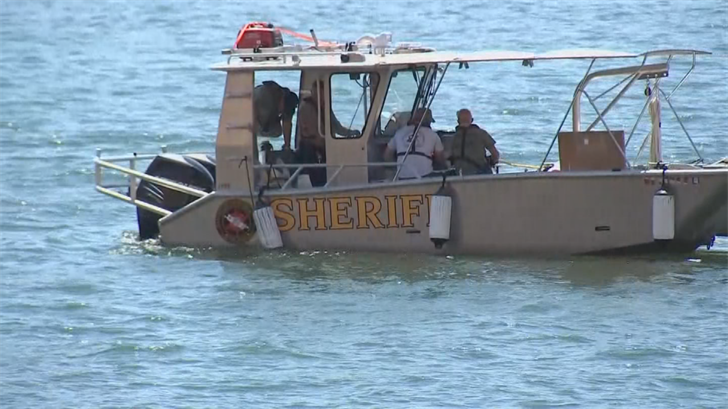 MCSO spent Sunday searching for a missing man at Saguaro Lake. (Source: 3TV/CBS 5)