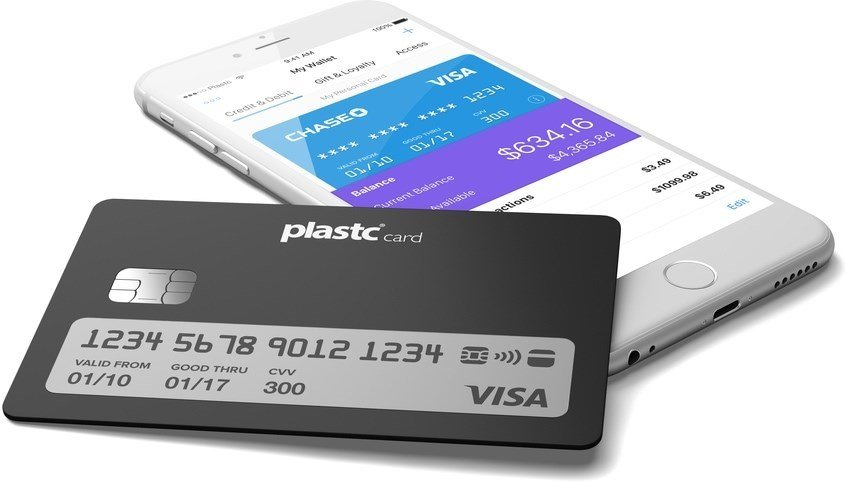 """Plastc is just the latest contender in the """"smart credit card"""" space to go out of business. (Source: Plastc)"""