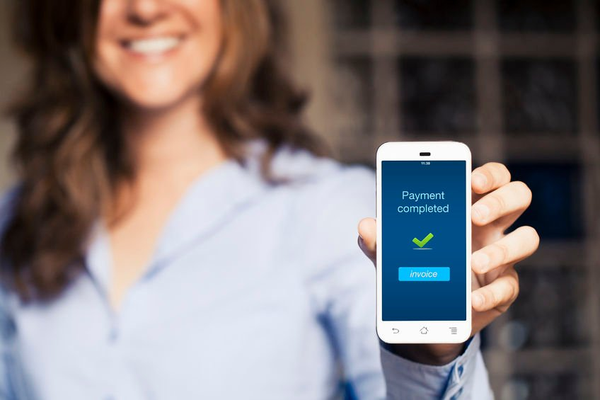 Mobile payment technology that's integrated into devices we already use every day rather than a separate stand alone device is where we will all likely end up. (Source: David Molina via 123RF)