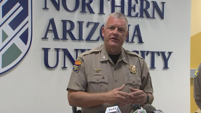 Frank Milstead, Arizona DPS Director (Source: 3TV/CBS 5)
