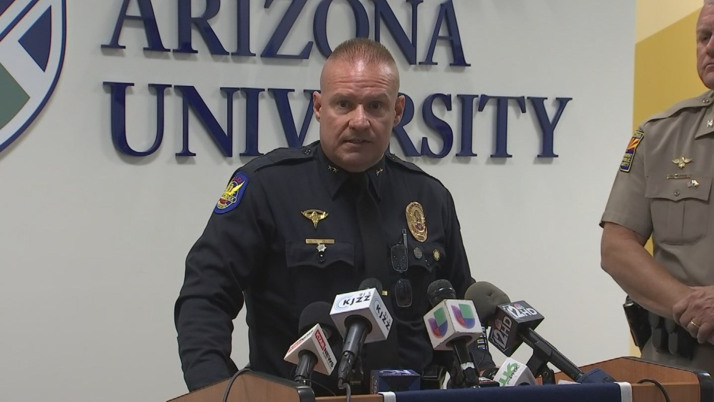 Brian Lee, Phoenix Police Employment Services Commander (Source: 3TV/CBS 5)
