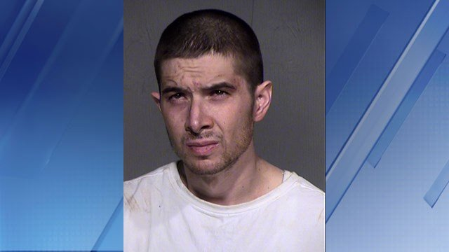 Jacob Harris, 31. (Source: Maricopa County Sheriff's Office)