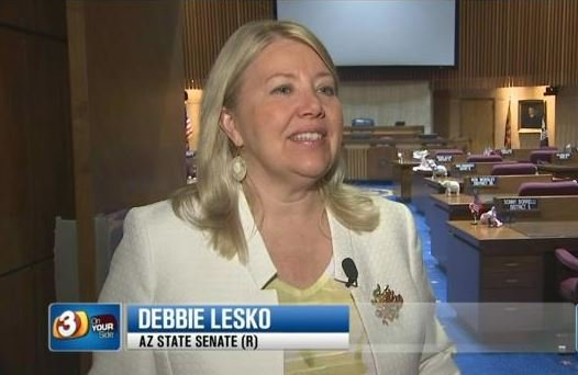 "State Senator Debbie Lesko sponsored bill to eliminate the practice of  ""balance billing"".  24 April 2017"