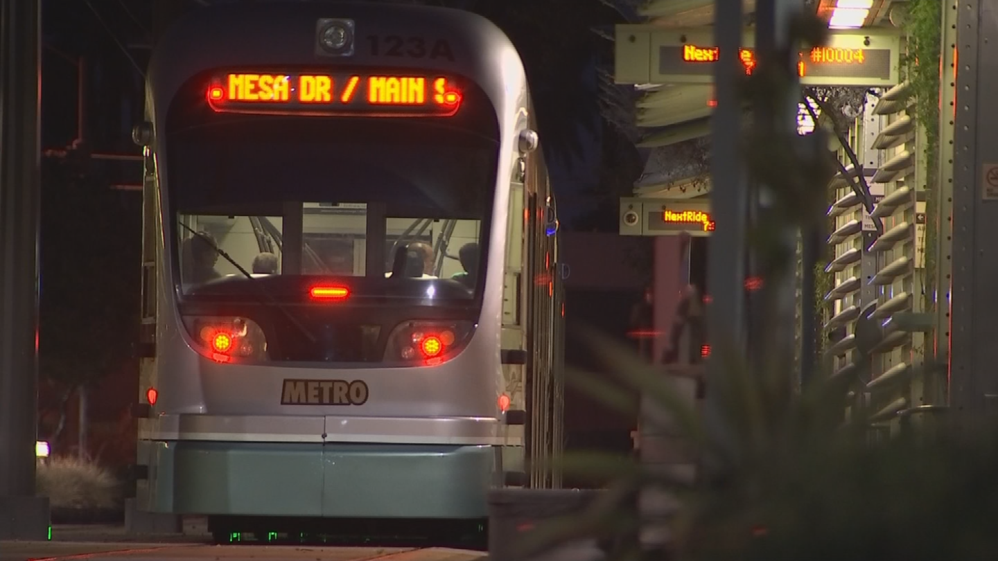 The light rail is heading toward south Phoenix in a couple of years and businesses are concerned about construction. (Source: 3TV/CBS 5)