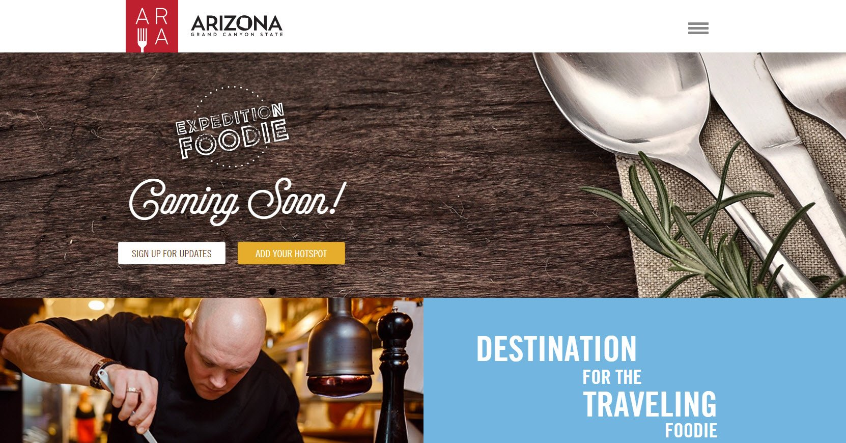 The state's Office of Tourism is in the process of creating a new website that will help out-of-towners plan their culinary experience in Arizona. (Source: 3TV/CBS 5)