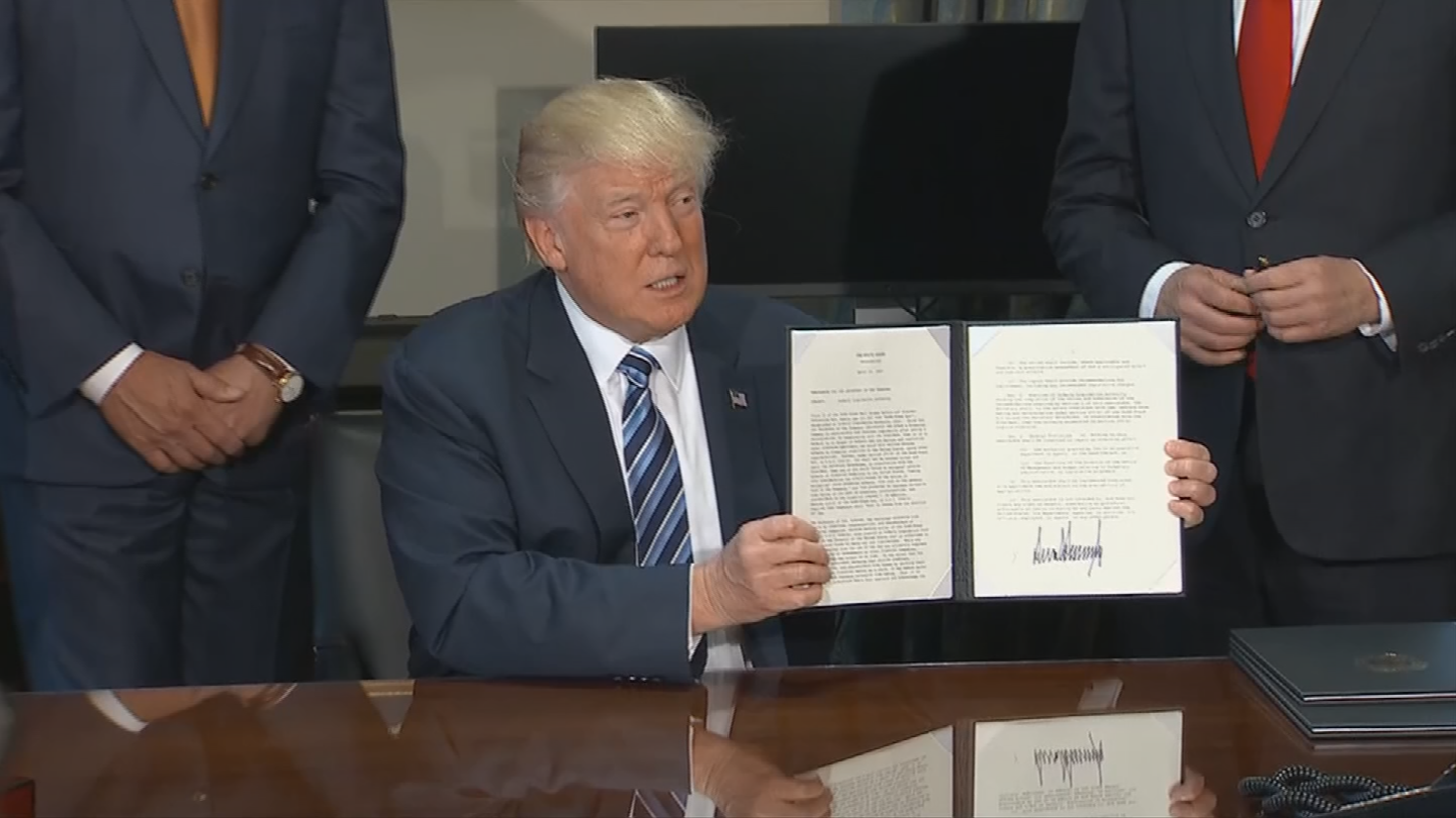 President Donald Trump is expected to lay out more details on his plan to slash the corporate tax rate on Wednesday. (Source: CNN)