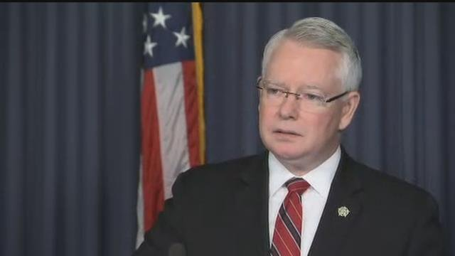 'The decision to shoot therefore, under Arizona law, is a permissible use of deadly force and there is no evidence to permit a conclusionthat charges could be filed ...,' Maricopa County Attorney Bill Montgomery said Wednesday. (Source: 3TV/CBS 5)