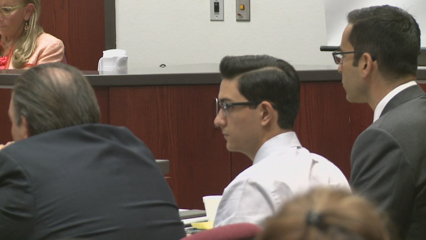 Judge denies request for mistrial for NAU shooting suspect