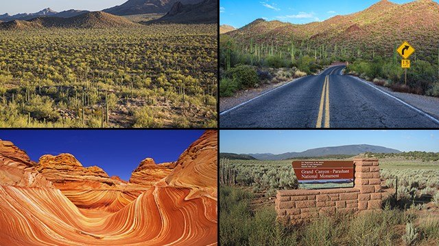 Four national monuments in Arizona could be on the chopping block. (Source: Wikipedia)