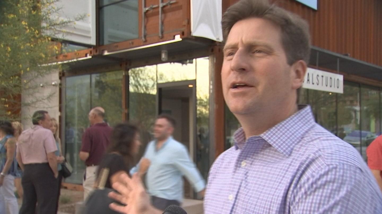 Greg Stanton, Mayor of Phoenix