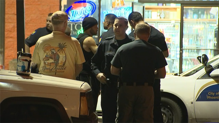 One person was found dead at the scene. (Source: 3TV/CBS 5)