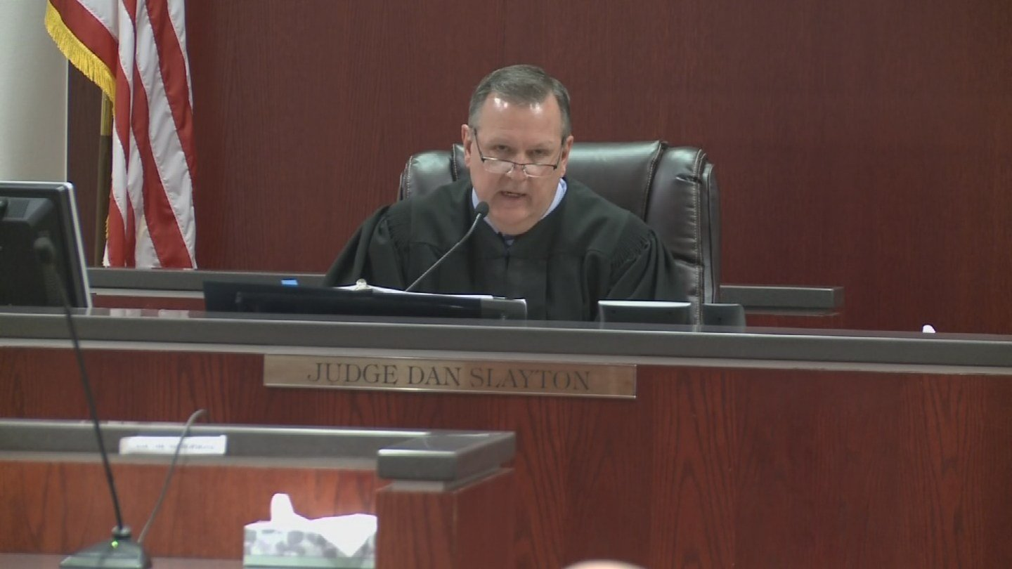 Coconino County Superior Court Judge Dan Slayton (Source: 3TV/CBS 5)