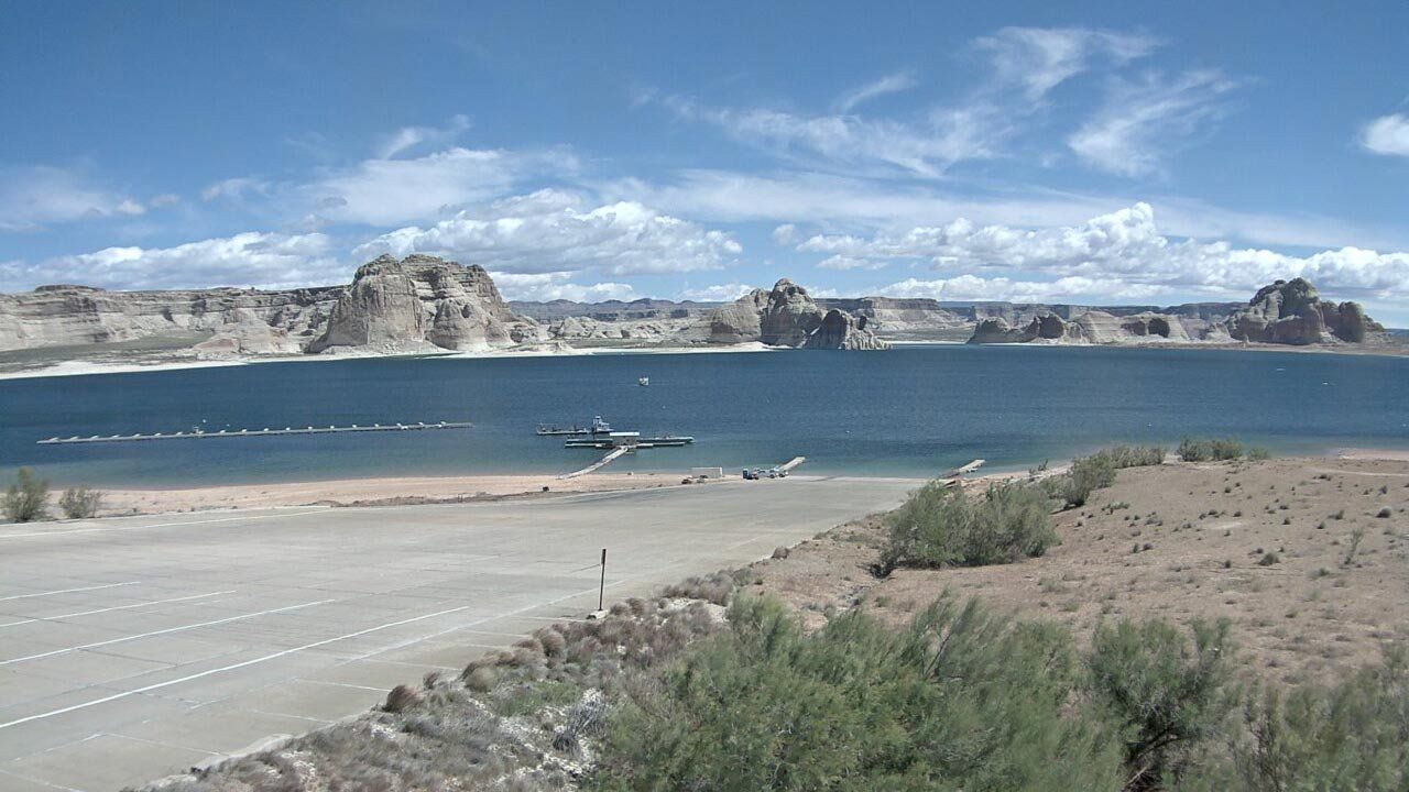 Wahweap State Line Launch Ramp at Lake Powell  (Source: National Park Service)