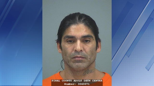 Daniel Flomer (Source: Pinal County Sheriff's Office)