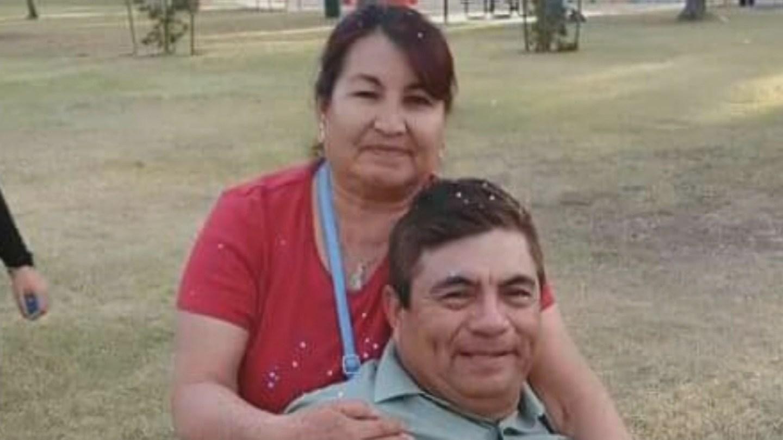 Eladio Estrana and his wife Maria. Courtesy: Estrada family