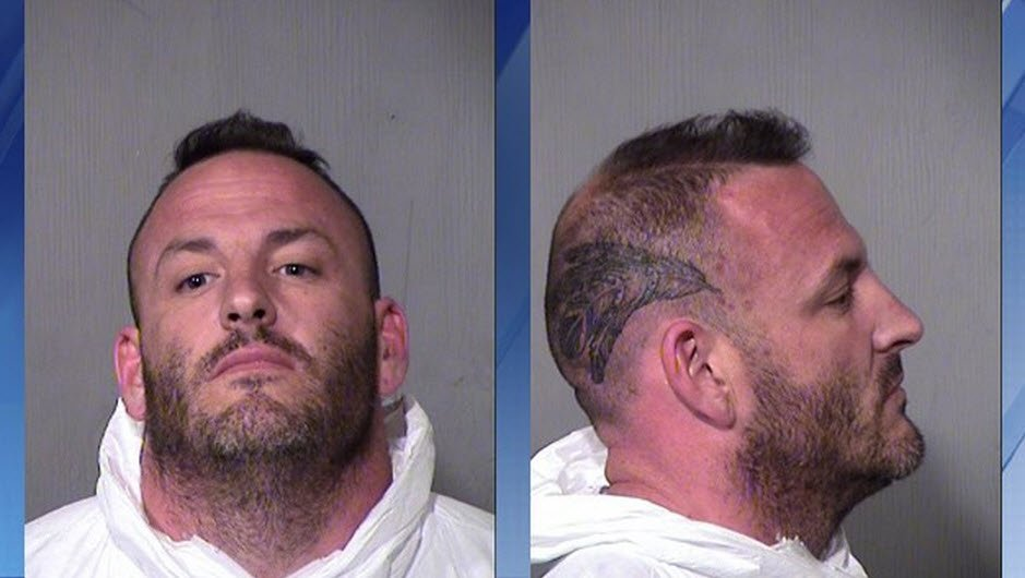 Christopher Wright (Source: Maricopa County Sheriff's Office)