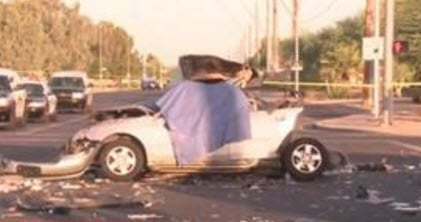 Fatal crash in Mesa from June 2014 (Source: 3TV/CBS 5)