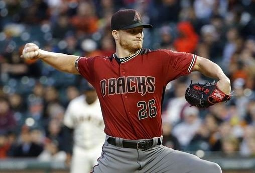 Shelby Miller, Arizona Diamondbacks Pitcher
