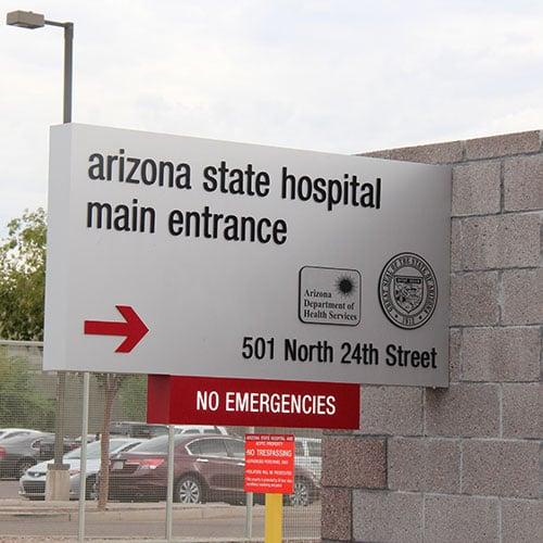 Arizona State Hospital patient escapes off-site treatment