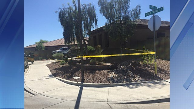 MCSO said a husband shot his wife during a fight. (Source: 3TV/CBS 5)