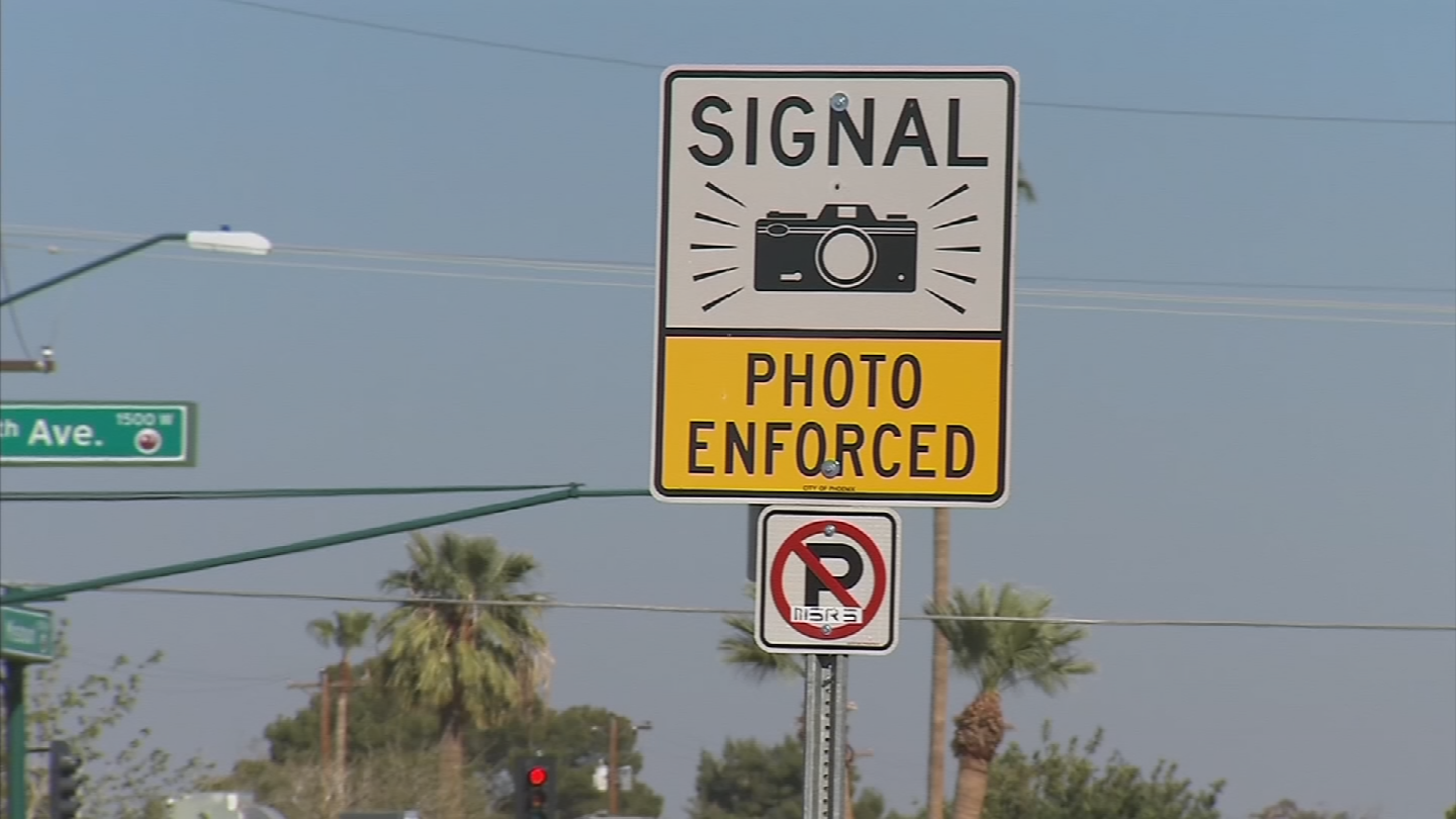 With the new cameras, the City of Chandler has a total of 12 intersections that have photo enforcement cameras. (Source: 3TV/CBS 5)
