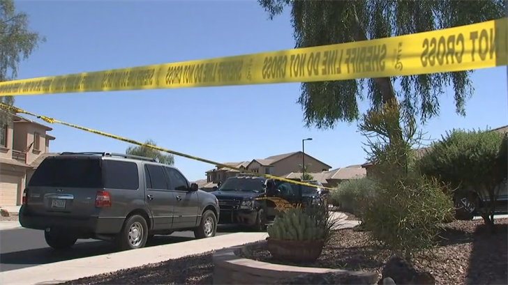 She was taken to the hospital with life-threatening injuries. (Source: 3TV/CBS 5)