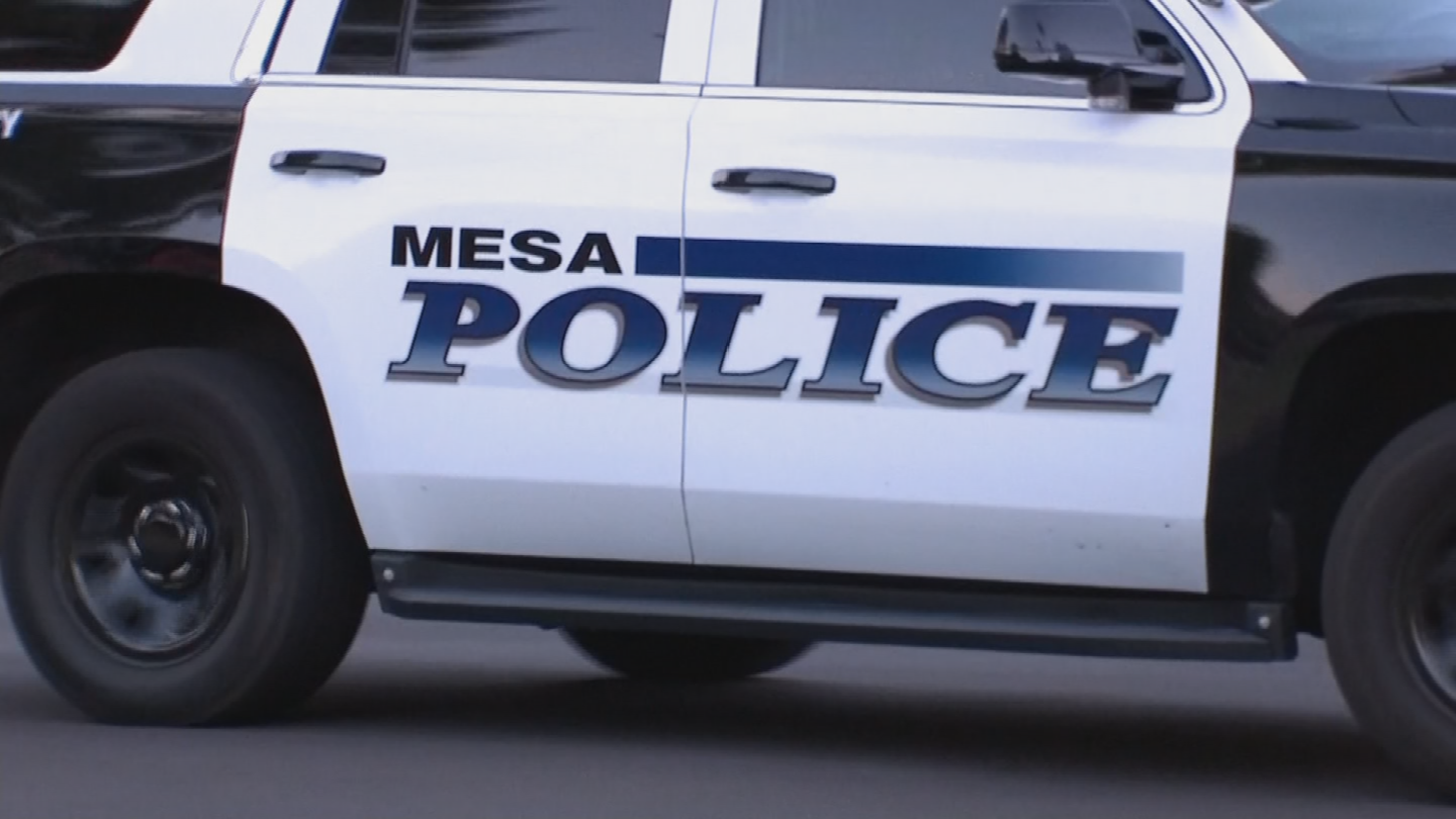 The City Of Mesa is looking into allegations of misconduct and collusion surrounding the work that police officers do off-duty. (Source: 3TV/CBS 5)