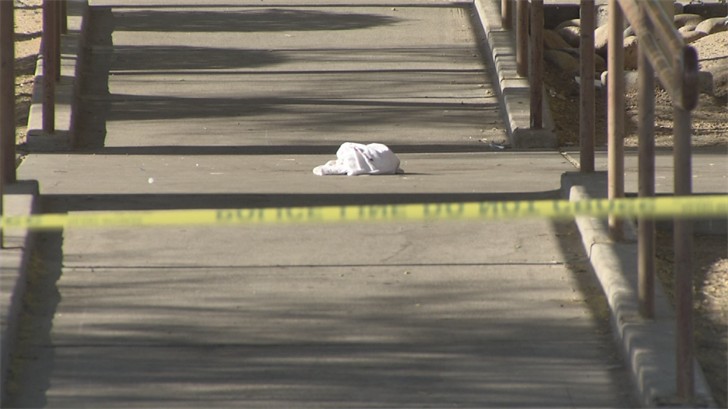 A man was taken to the hospital with critical injuries after he was stabbed in Phoenix. (Source: 3TV/CBS 5)