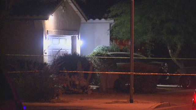 Police have identified the officers involved in a shooting that sent a man to the hospital. (Source: 3TV/CBS 5)