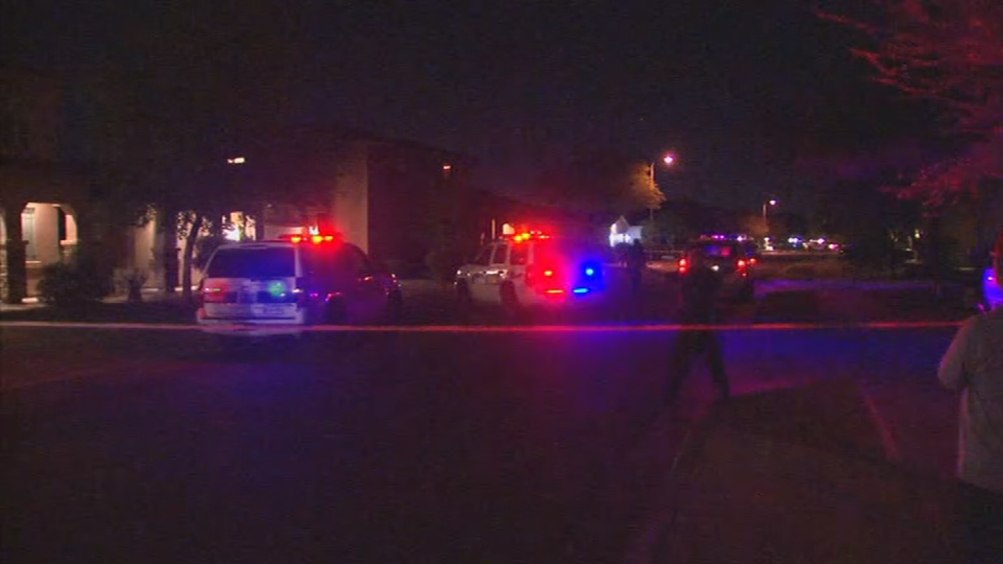 None of the officers were hurt. (Source: 3TV/CBS 5)