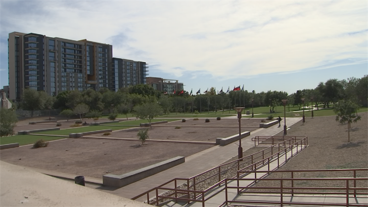 The city's Parks and Recreation Board created a new policy to allow for sponsorships for Margaret T. Hance Park. (Source: 3TV/CBS 5)