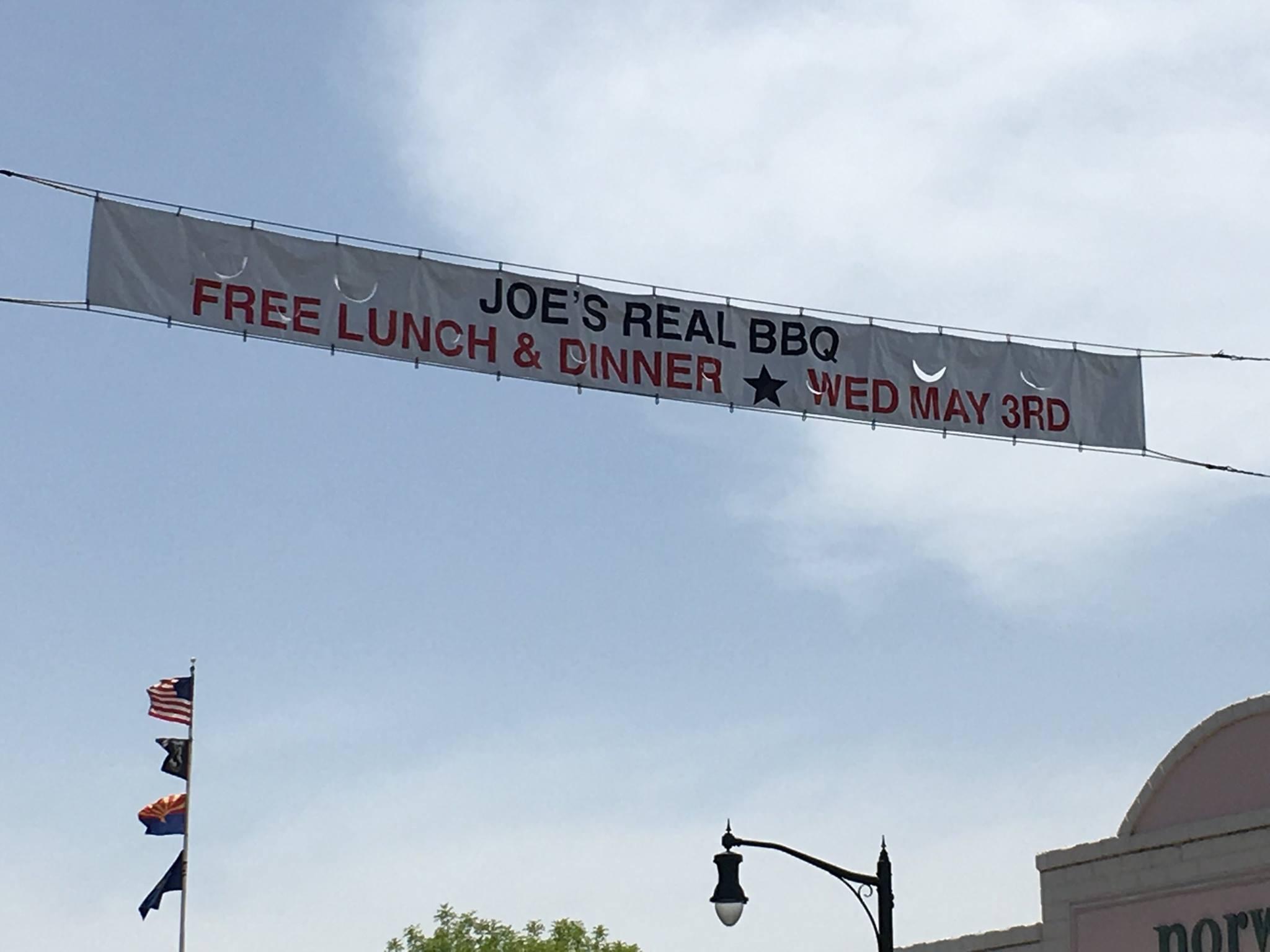 (Source: Joe's Real BBQ)