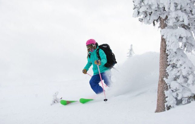 Spring skiing at Arizona Snowbowl (Source: Arizona Snowbowl)