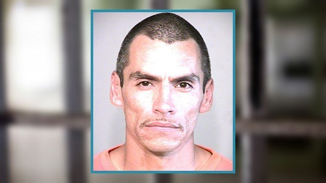 Inmate Michael Favela (Source: Pinal County Sheriff's Office)