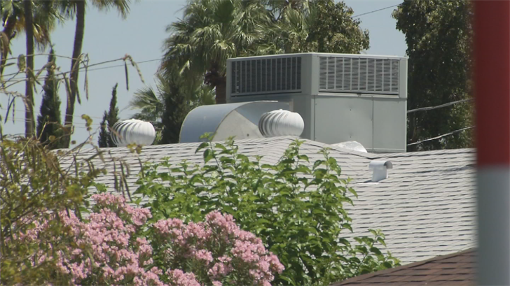 Every year, homeowners are told to service their air conditioning units before it's 100-plus degrees outside. (Source: 3TV/CBS 5)