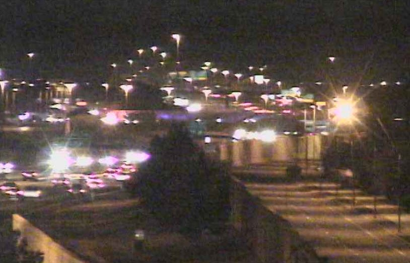 Fatal accident on Ray & 101 (Source: ADOT)