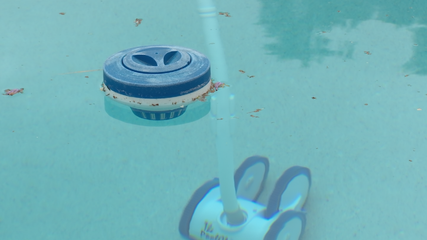 From the heat to the monsoon winds, and trying to keep the debris out, to just having an old pool pump, keeping up on all of it can nose-dive your efforts. (Source: 3TV/CBS 5)
