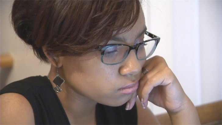 A'Lira Underwood earned an associate degree while going to high school.(Source: 3TV/CBS 5)