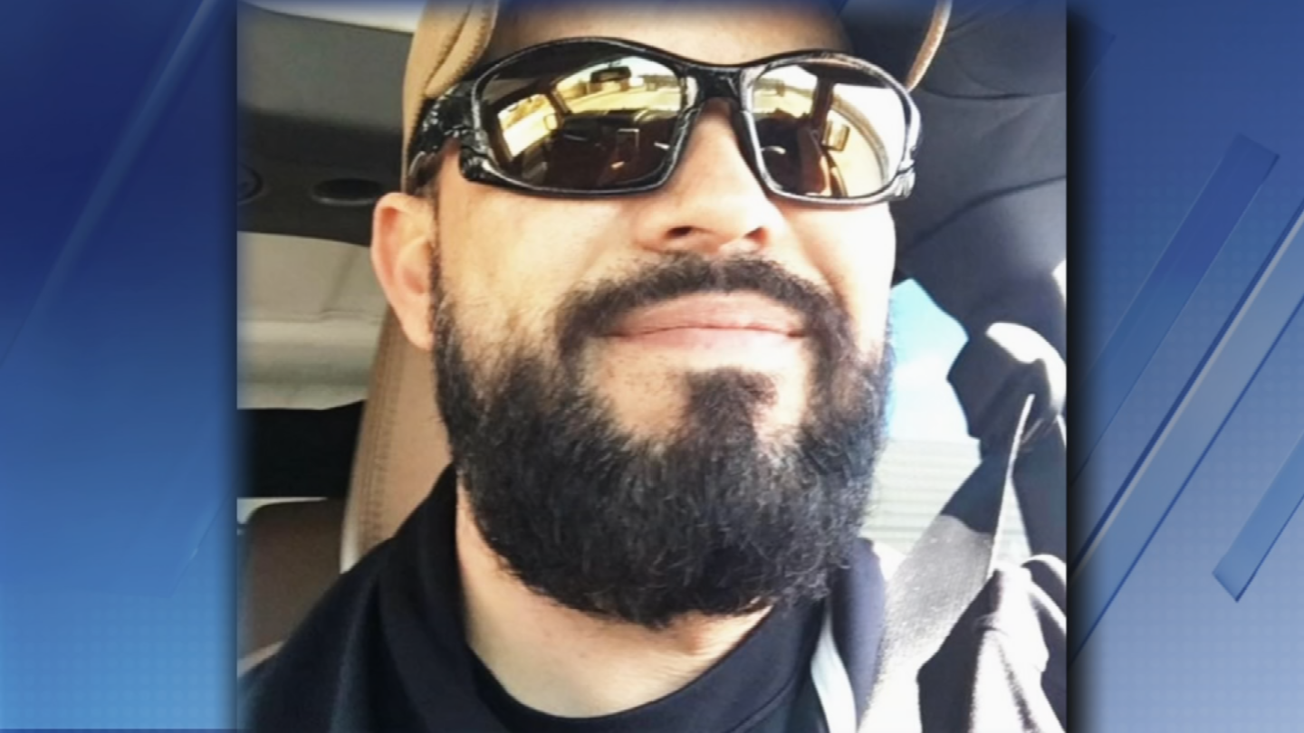 State Department of Public Safety officials say Edgard Garcia was killed Friday evening in a single-vehicle crash on Interstate 19 in Rio Rico. (Source: 3TV/CBS 5)